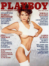 Playboy - US-Ausgabe April 4 / 1983 - Pamela Bellwood - Christina Ferguson - k