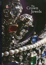 THE CROWN JEWELS / LES JOYAUX DE LA COURONNE (Ed. Historic Royal Palaces, 2001)