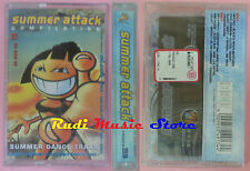 MC SUMMER ATTACK COMPILATION SIGILLATA Summer dance traxx MOLOKO(*)cd lp dvd vhs