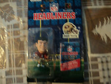 NFL San Fransciso 49ers Steve Young Headliners figurine doll  Collectible
