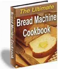 Bread Machine Cookbook eBook