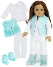 """Doll Clothes AG 18"""" Pants Vest Top Boots Sophia Made To Fit American Girl Dolls"""
