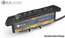 K&K Double Helix soundhole pickup for acoustic guitars NEW MODEL/UK STOCK