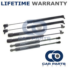 FOR JEEP GRAND CHEROKEE WJ (1999-04) SET FRONT REAR & TAILGATE WINDOW GAS STRUTS