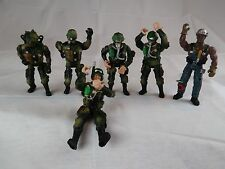 Mixed Bundle 6 Chap Mei Toy Military Soldiers Collectable Action Figures