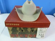 Stetson Cowboy 4 in Brim D4 Ranch Tan 7 3/8 Hat