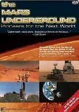 The Mars Underground - Pioneers For The Next World (DVD, 2006)