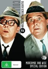Silver Screen Collection - Morecambe & Wise (DVD, 2007, 3-Disc Set) SEALED D28