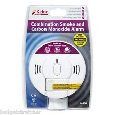 KIDDE VOICE 10SCO Combined Smoke & Carbon monoxide alarm CO, Fire Detector Combi