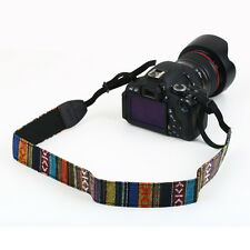 Neck Shoulder Strap Belt Vintage for SLR DSLR Camera Binoculars Nikon Canon  SY