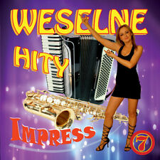 Impress - Weselne Hity 7 (CD) Disco Polo NEW