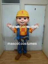 new builder Mascot Costume birthday party dress Character