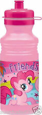 My Little Pony Friendship 18oz Sport Water Bottle Sipper 1ct Party Favor Supply