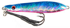 "gypsy lures saltwater butterfly jig 150 grams (5 1/4oz)  5"" blue pink holo"