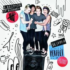 5 Seconds Of Summer She Looks So Perfect EP [US Tour Edition] (NEW CD, 2014)