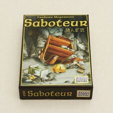 Saboteur Vintage Card Board Game Play For Collector's Family Kids Gift Brand New