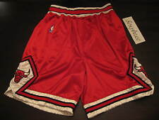 Authentic Chicago Bulls Game Shorts sz 40 + 2 Game Issued RARE NBA Jordan Rose