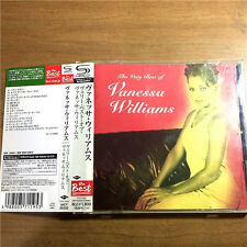 THE VERY BEST OF VANESSA WILLIAMS    UICY-20332  JAPAN CD  Z-239