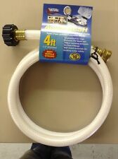 RV 4' Fresh Potable Water Hose - Camper Motorhome a