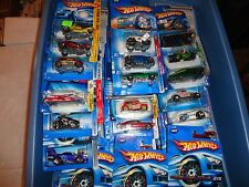 Mixed Years Hot Wheels (30) in each Box Includes at least 2 Treasure Hunts