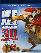 Ice Age: A Mammoth Christmas Special [3D Blu-ray 3D BLU-RAY/WS/3D