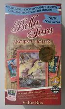 Bella Sara Ancient Lights Value Box New Sealed With Exclusive Card & 4 Packs