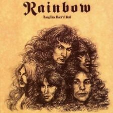 RAINBOW - LONG LIVE ROCK'N'ROLL;CD 8 TRACKS BOMBAST/POWER/MELODIC HARD ROCK NEU