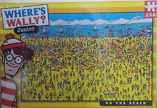 ? dónde está Wally ~ en la playa ~ 250 Pieza Rompecabezas