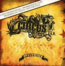 Laberinto by Circus (CD, May-2007, Locomotive Records (USA)) PROMO