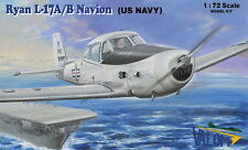 Valom 1/72 Model Kit 72105 Ryan L-17A/B Navion (US Navy)