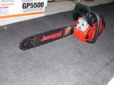 "Brand New Jonsered CS 2255 Chainsaw With 20"" Pro Bar"