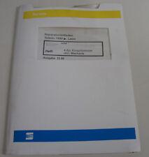 Werkstatthandbuch Seat Toledo Leon 4 Zylinder Einspritz Motor Mechanik ab 1999