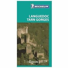 Michelin Green Guide Languedoc Tarn Gorges (Green Guide/Michelin)-ExLibrary