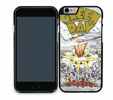 Green Day Dookie Punk Rock Album Cover iPhone 6+/6s+ 6/6s 5c 5/5s SE 4/4s Case
