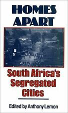 Homes Apart: South Africa's Segregated Cities