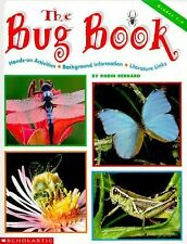 The Bug Book by Robin Bernard (1994, Paperback) grades 1-4 reproducible resource