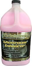SHOWROOM ENHANCER Finish Renu Car Care Detail Clay Spray Shine 1 Gallon 133
