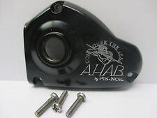 USED FIN NOR SPINNING REEL PART - AHAB 8 - Side Cover #C