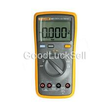 Fluke 12E+ Handheld Digital Multimeter AC DC Voltage Current Auto Range Meter l