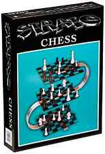 3 Dimensional Strato Chess Board Game Strategy Stainless Steel Framework New
