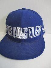 """New Era 59 Fifty 7 1/2 CAP Cappy Baseball """" Los Angeles """""""
