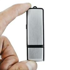 USB MEMORY STICK Rechargeable 8GB 650Hr sound Voice Recorder