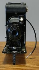 Vintage KODAK No.1A pocket Camera with the original case