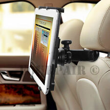 360° Car Back Seat Headrest Mount Holder for iPad mini 2/3/4/Air/Pro Tab Tablet