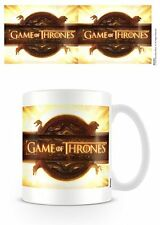 GAME OF THRONES OUVERTURE TASSE LOGO NEW 100 % MARCHANDISE OFFICIELLE