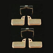 2 paia SRAM RED HYDRAULIC PASTIGLIE metalliche sinterizzata Metallo Sinterizzato ASHIMA