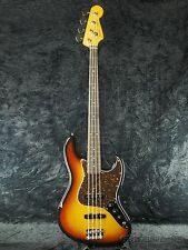 Fender Japan Exclusive Series / Classic 60s JB 3TS Bass Sun Burst