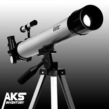 Telescope 60x/120x Refractor Tripod Kids Outdoors Camping Telescopes Astronomy
