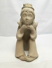 Austin Prod Inc 1980 Boy Clown Sculpture Statue