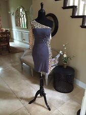 $500 NWT GREY SHERRI HILL PROM/PAGEANT/COCKTAIL/HOMECOMING DRESS #11037 SIZE 4